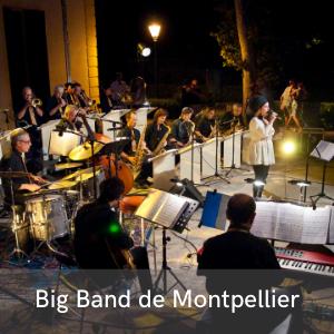 Big Band de Montepllier, l'orchestre qui impréssione au festival Swinging Montpellier