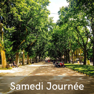 Programme samedi journée du festival de musiques et de danses swing, Swinging Montpellier