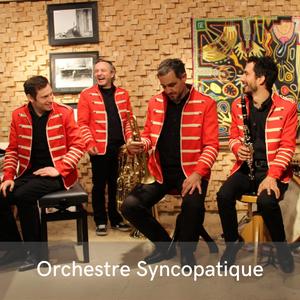 Orchestre syncopatique montpellier