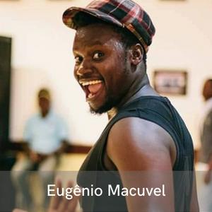 Prof de danse Eugenio Macuvel